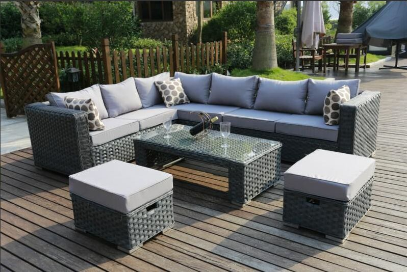 Style your Home with Rattan sofa set u2013 darbylanefurniture.com