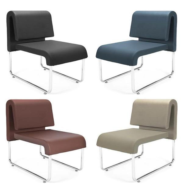 Modern Reception Chairs | Modern Office Chairs | Modern Guest Chairs