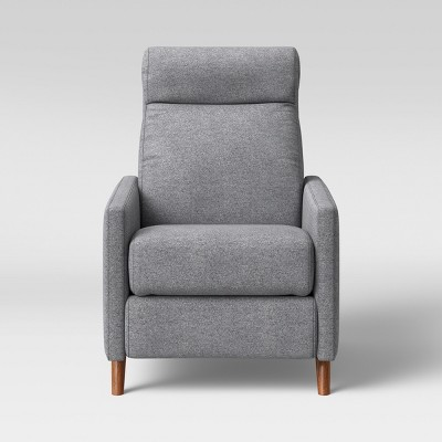 Calhoun Pushback Recliner Chair Gray - Project 62™ : Target
