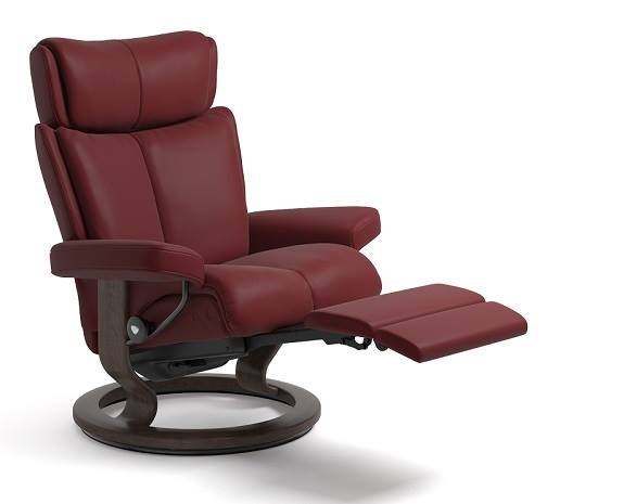 Stressless Magic | Stressless Leather Recliner Chairs