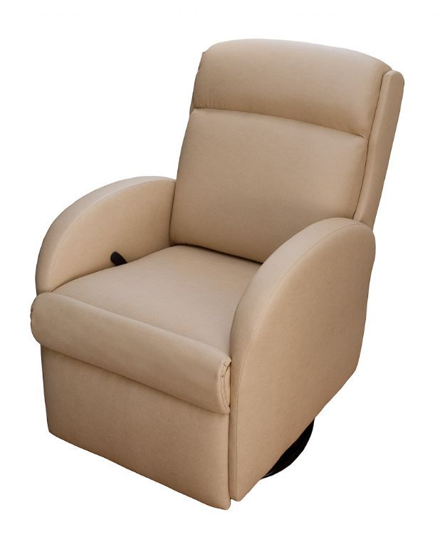 Small Recliners are a great way to save space if the room you are