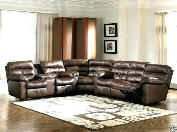 Leather Reclining Couch And Loveseat Set Sofa Living Room Collection