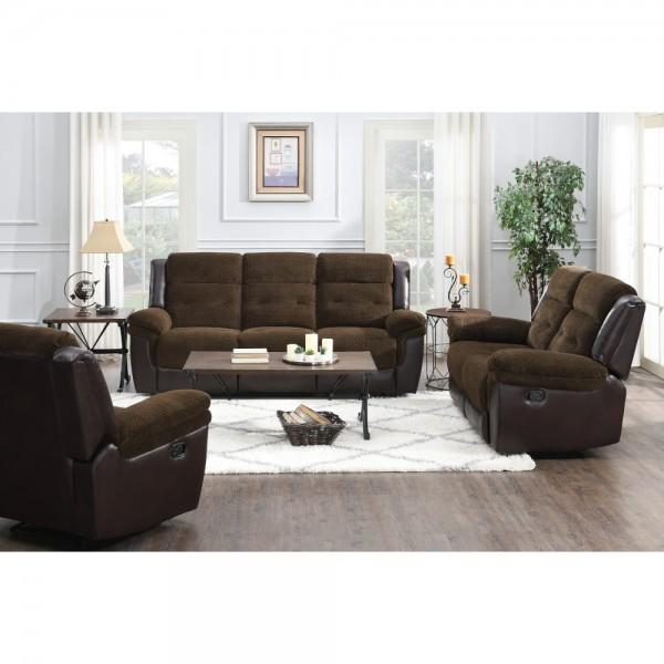 Navigator Living Room - Reclining Sofa & Loveseat - NAVIGATORLR | Conn's