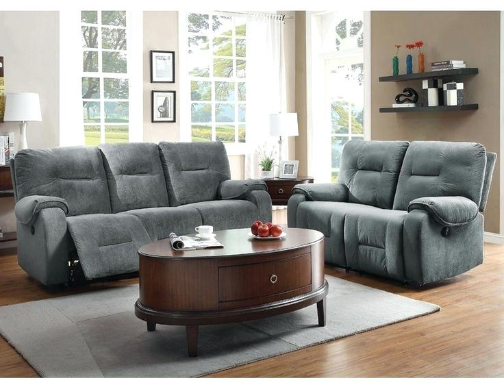 Leather Reclining Sofa And Loveseat Set Power Reclining Sofa And