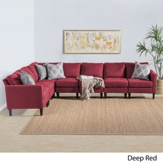 Buy Red Sectional Sofas Online at Overstock   Our Best Living Room