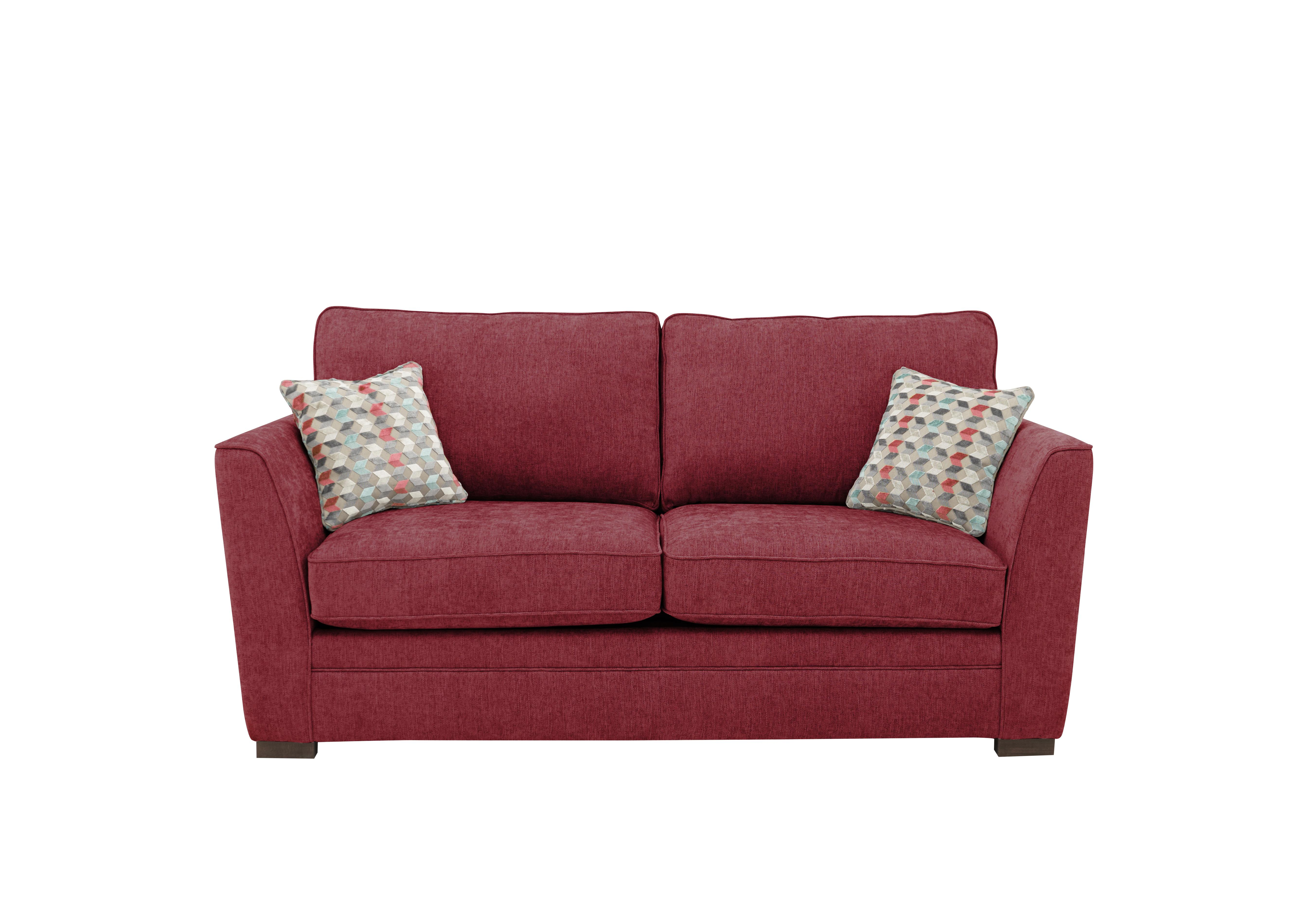 Red Fabric sofas - Furniture Village
