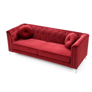 Red Sofas You'll Love | Wayfair