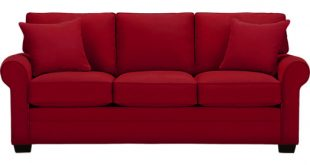 Red Sleeper Sofas & Pull Out Beds