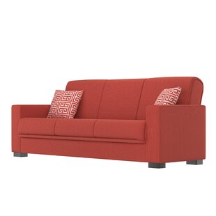 Modern & Contemporary Modern Red Sofa | AllModern