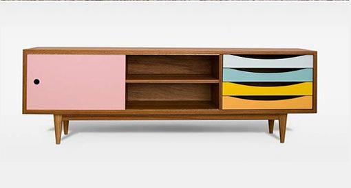 Marta de la Rica   Upcycled RETRO furniture