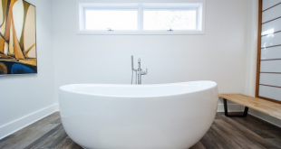 Luxury Bathtubs 101: Choosing the Right Bathtub for Your Bathroom