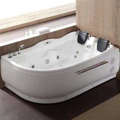 Right - Corner Bathtubs - Bathtubs - The Home Depot