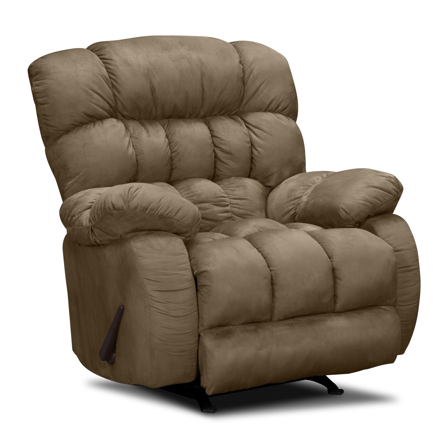 Sonic Rocker Recliner | Value City Furniture and Mattresses