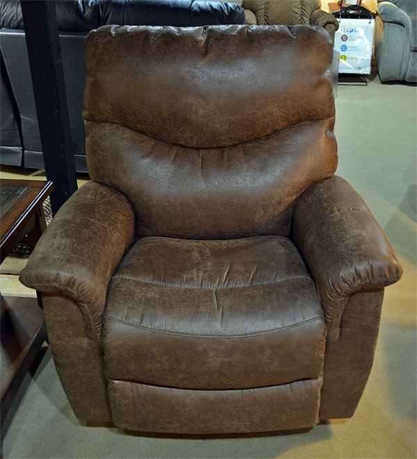 La-Z-Boy - James Rocker Recliner - Harris Family Furniture