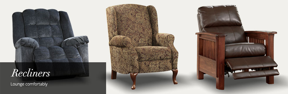New Rocker Recliners at Cramer's Furniture Store in Omak & Ellensburg