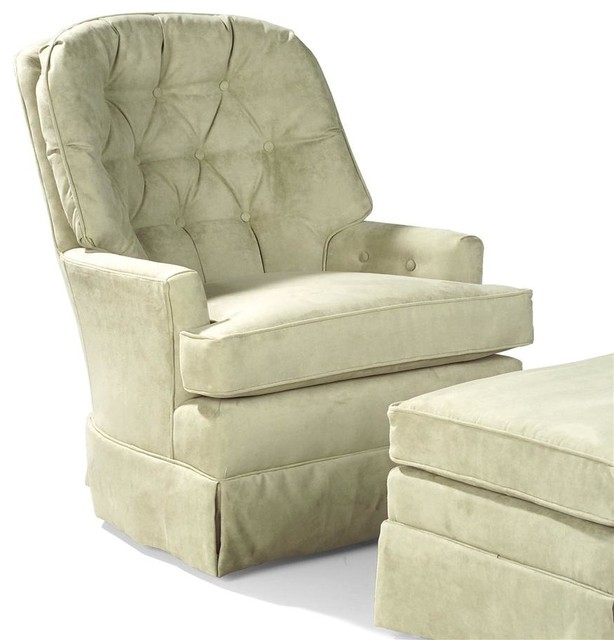 Millie Swivel Rocker (Latte) - Contemporary - Rocking Chairs - by