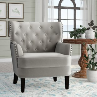 Cottage & Country Accent Chairs You'll Love | Wayfair