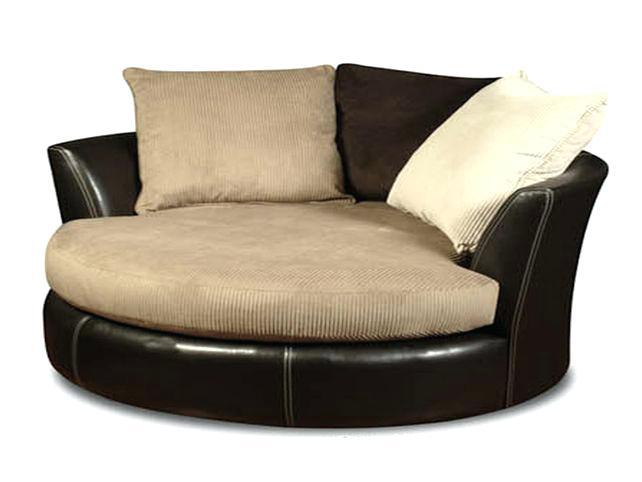 Circle Swivel Chair Round Swivel Chairs Spinning Sofa Chair Sofa