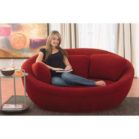 round loveseat - Google Search | fav sofa | Pinterest | Room