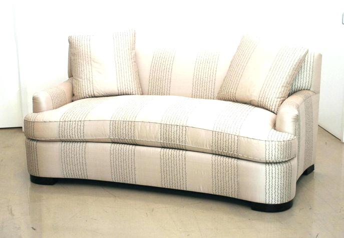Round Loveseat Sofa Large Size Of Sofa Curved Sectional Sofas Round