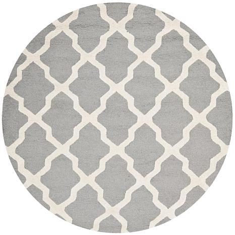 Safavieh Cambridge Emma 6' x 6' Round Rug - 8072088 | HSN