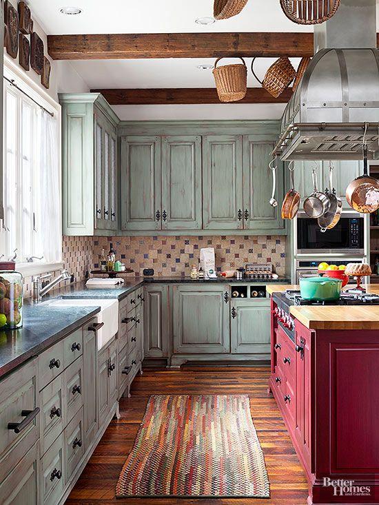 Rustic Kitchen Ideas | Delightful Kitchen Designs | Rustic kitchen