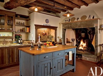29 Rustic Kitchen Ideas You'll Want to Copy - Architectural Digest