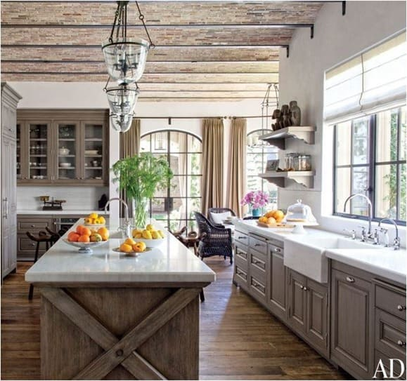 Rustic Kitchens That Draw Inspiration - Cowgirl Magazine