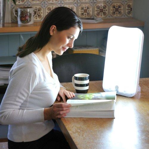 Lumie Arabica Seasonal Affective Disorder SAD Lamp - Aromatherapy