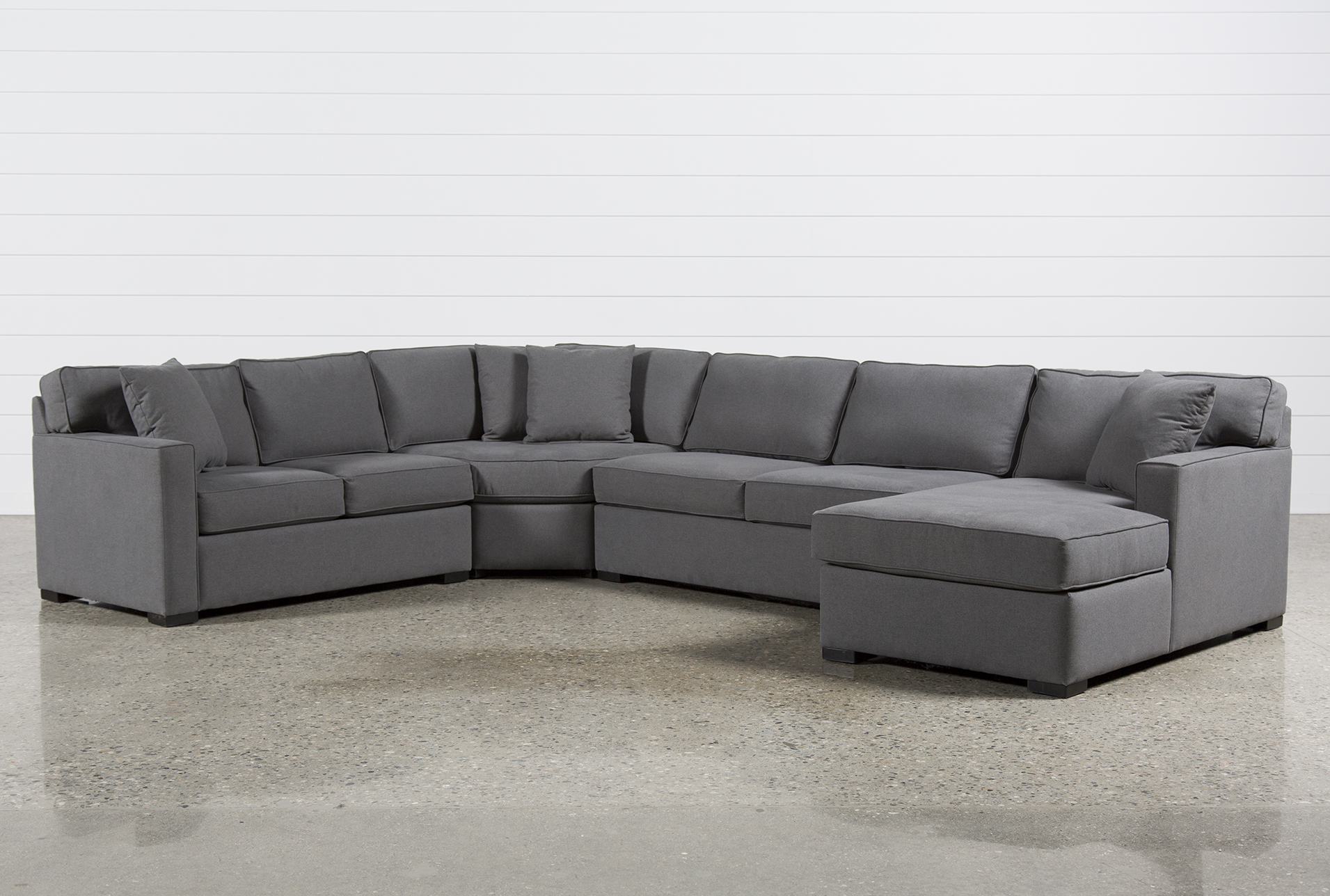 Sectional Sofas: Guide to Sofa Shape, Sofa Care and More | Living Spaces