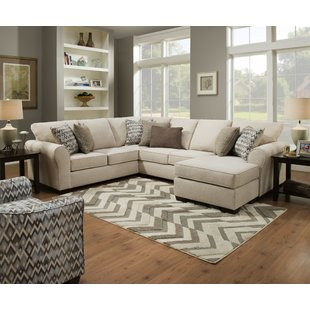 Double Chaise Sectional Sofa | Wayfair