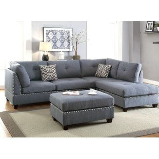 Gray Couch Sectional | Wayfair