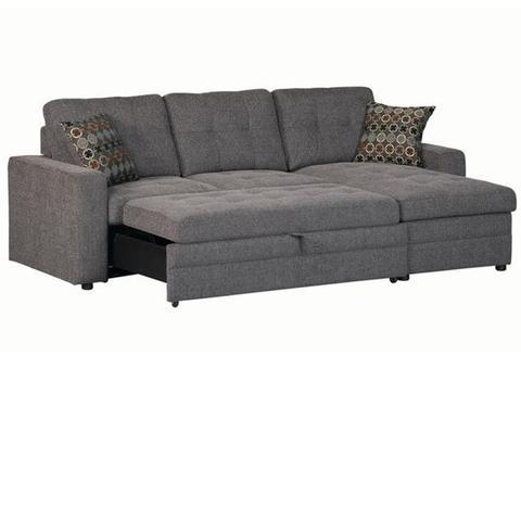 Sleeper Sectionals u2013 Jennifer Furniture