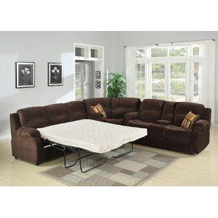 Queen Sectional Sleeper Sofa   Wayfair