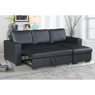 Chaise Sofa Sleeper Sectionals You'll Love | Wayfair