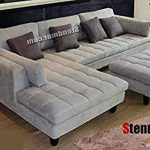 Seating furniture – sectional   sofa with chaise