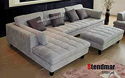 Seating furniture – sectional sofa with chaise – CareHomeDecor