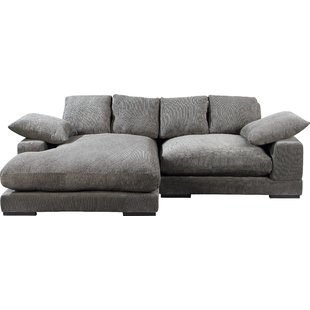 Chaise Loveseat Sectional | Wayfair