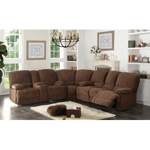 Seating furniture – sectional   sofa with recliner