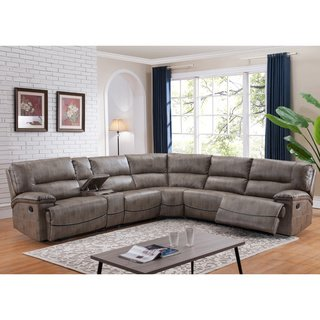 Buy Power Recline Sectional Sofas Online at Overstock   Our Best