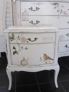 100+ Awesome DIY Shabby Chic Furniture Makeover Ideas | Awesome DIY