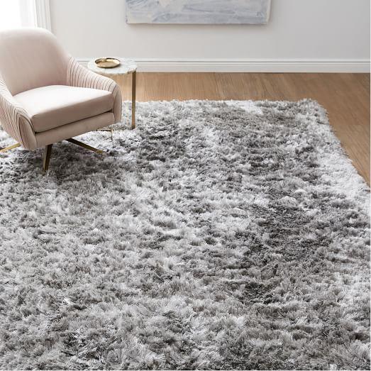 Transform your interiors with   a shag carpet
