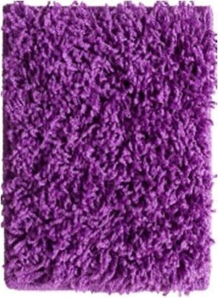 Bright Purple Shag Rug 3'x5'   VS365.90   Central Oriental   AFW