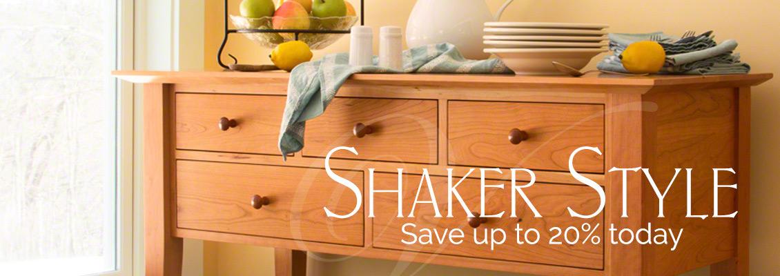 Shaker Furniture Sale