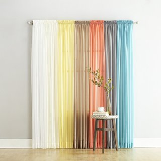 Buy Sheer Curtains Online at Overstock | Our Best Window Treatments