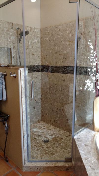 Rejuvenate your bathroom with a Bathcrest shower remodel