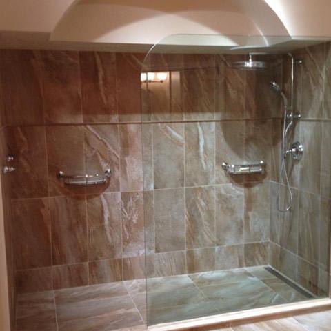 Shower Remodel Ideas - Carpet Concepts (239) 574-5099