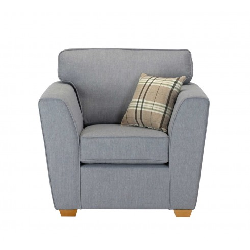 Indigo Single Armchair - UPHOLSTERY