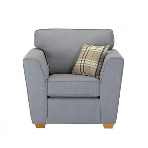Indigo Single Armchair - UPHOLSTERY