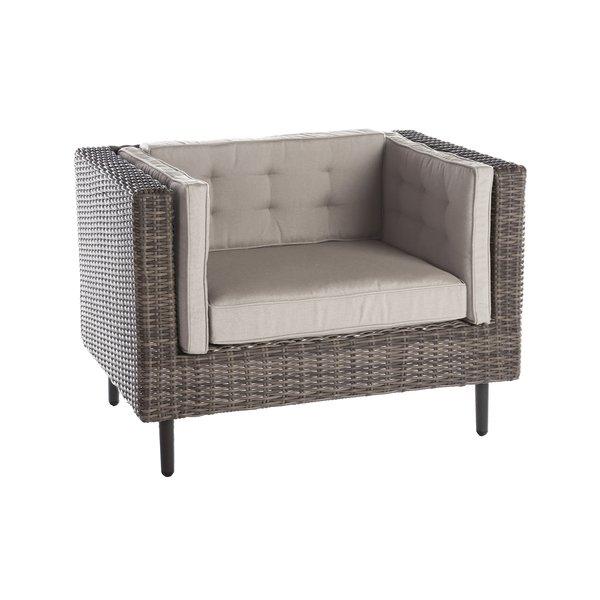 Brayden Studio Kenn Single Arm Chair with Cushion | Wayfair